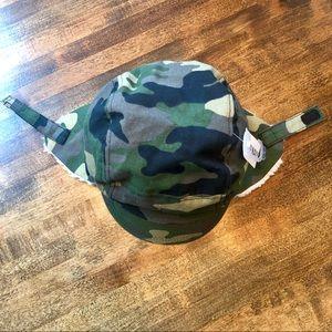Toddler trapper hat